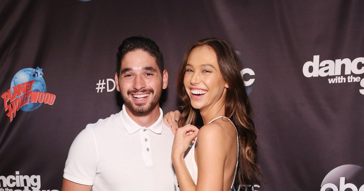 When Did Alan Bersten & Alexis Ren Break Up? 'DWTS' Introduced Them