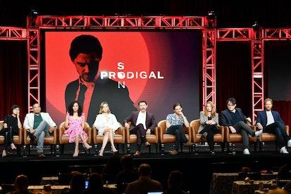 'Prodigal Son' TV series cast