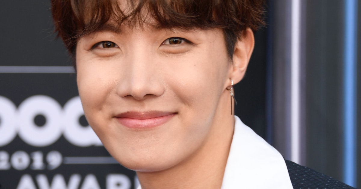 BTS' J-Hope's New Half-Blonde Hair Is Playing Tricks On ARMYs' Eyes
