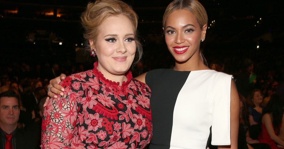 Beyoncé & Adele Reportedly Made A Song Together & I Am Not Ready