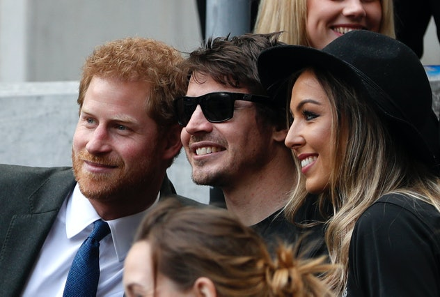 Prince Harry is great in front of the camera.