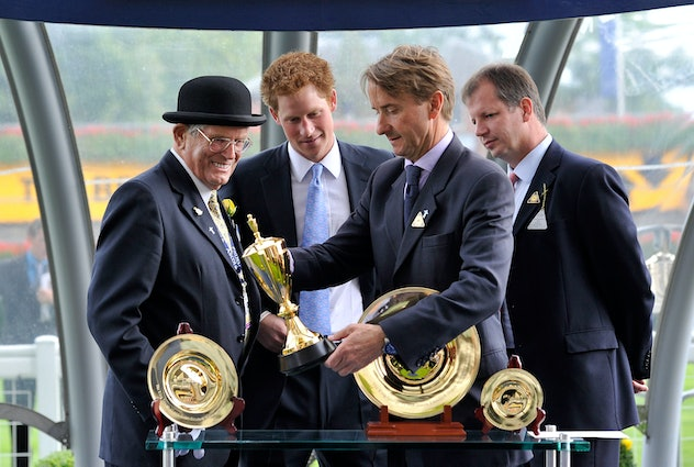 Prince Harry is known for his sense of humor.