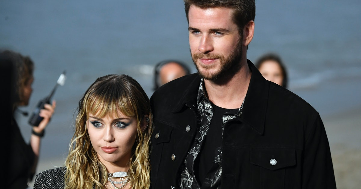 The Timeline Of Miley Cyrus & Liam Hemsworth's Breakup Is Truly Hard To Relive