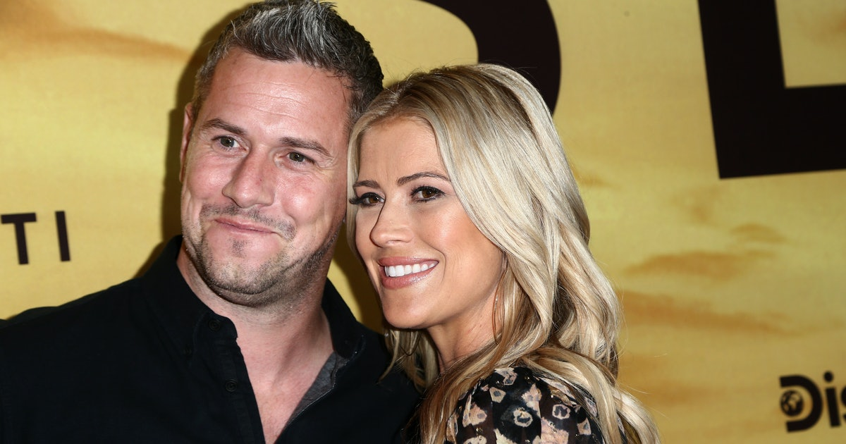 Christina Anstead's New Photo Of Baby Hudson Captures Sibling Love At First Sight