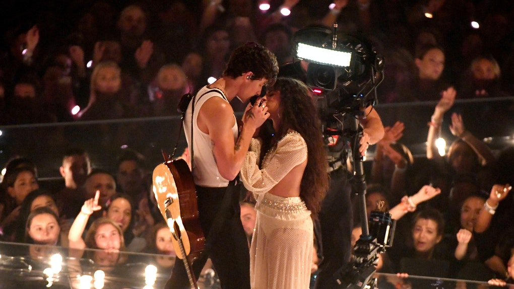 "Camila Cabello & Shawn Mendes' Surprise ""Señorita"