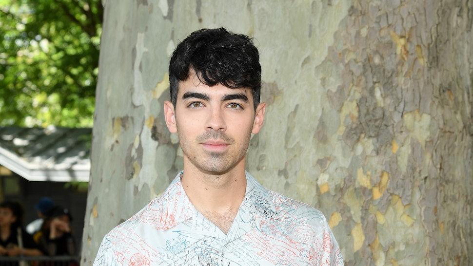 Joe Jonas Wore A Justin Bieber T-Shirt At The U S  Open, But