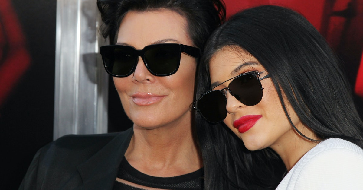 Kylie & Kris Jenner's Surprise Donation To A Women's Empowerment Group Will Leave You Emotional — VIDEO