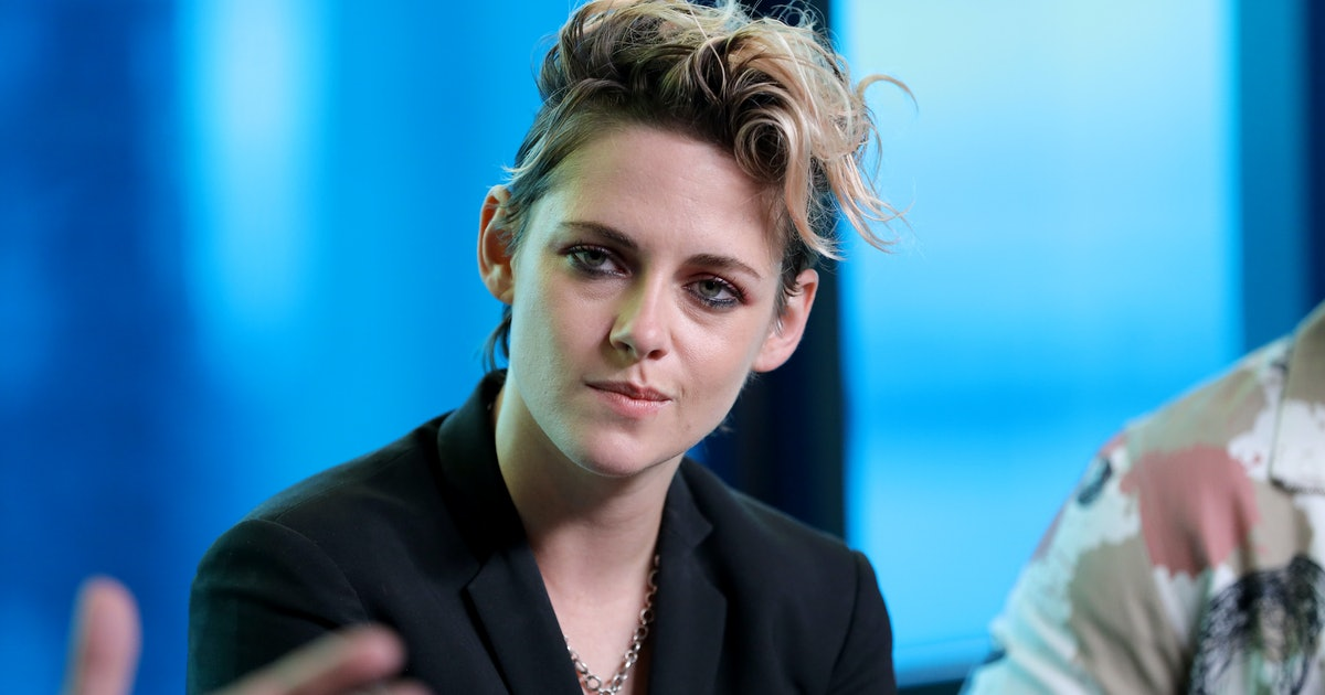 Kristen Stewart Wants To Play A Gay Superhero & Anthony Mackie Has Some Suggestions