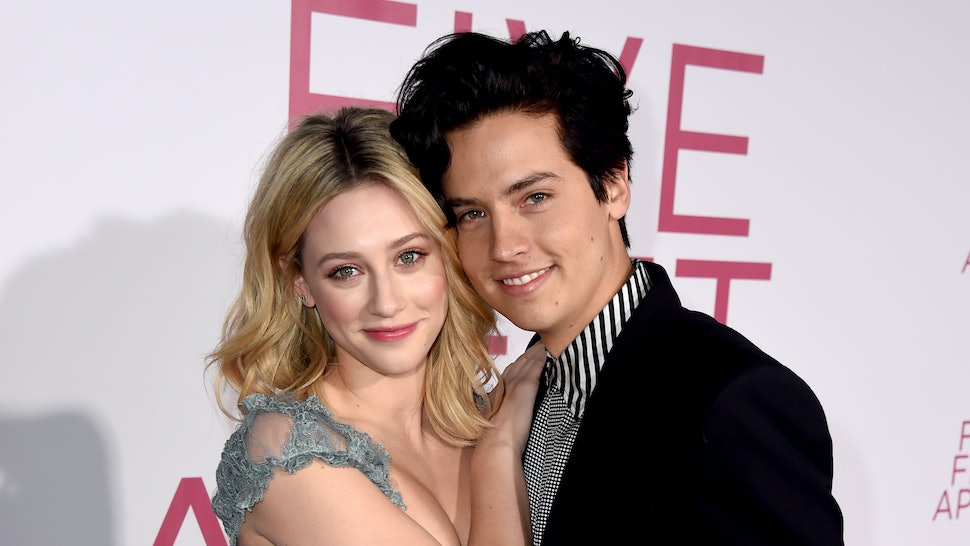 Image result for lili reinhart and cole sprouse