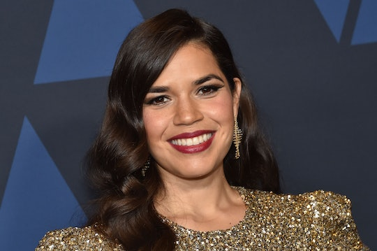 America Ferrera surprised fans with a pregnancy announcement on New Year's Eve.