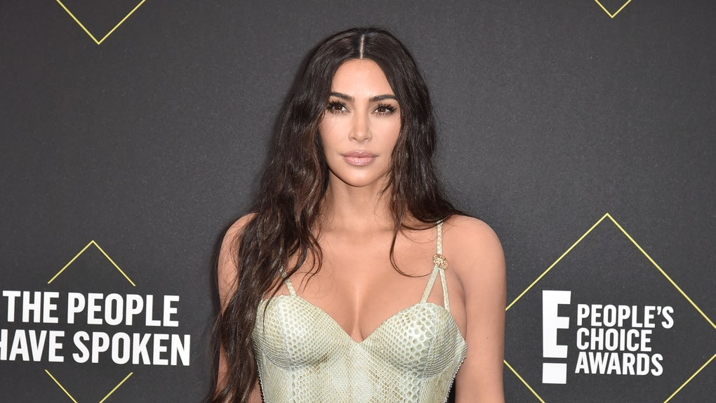 Kim Kardashian's New Year's Eve 2020 was spent in Wyoming