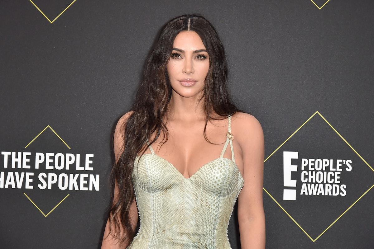 Kim Kardashian's New Year's Eve 2020 was spent in Wyoming