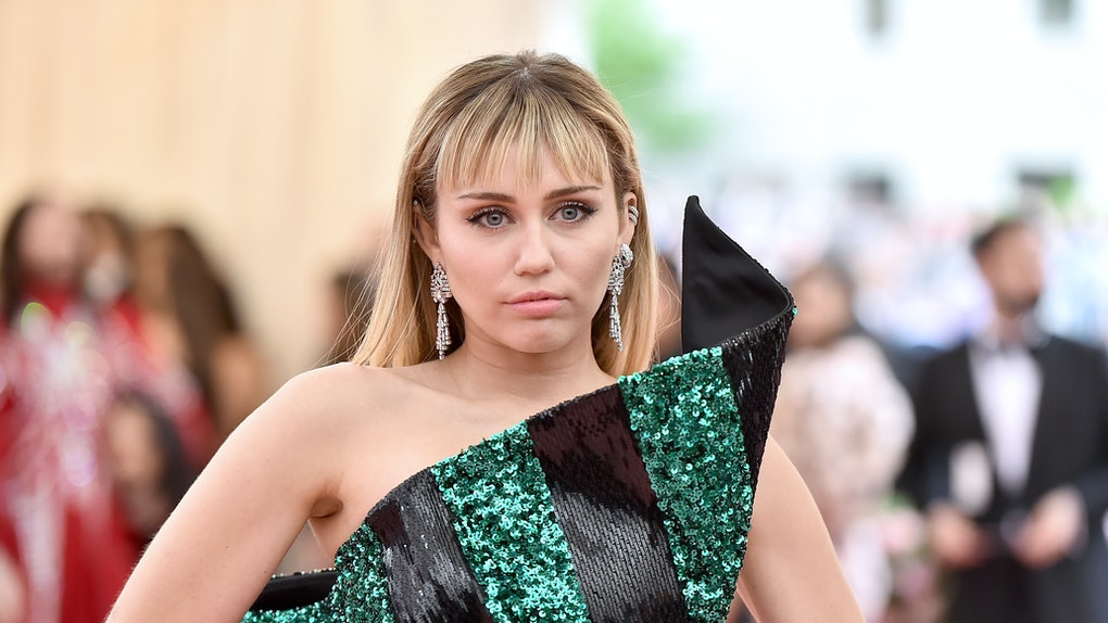 Miley Cyrus' 2020 Instagram video reviews the last decade of her life