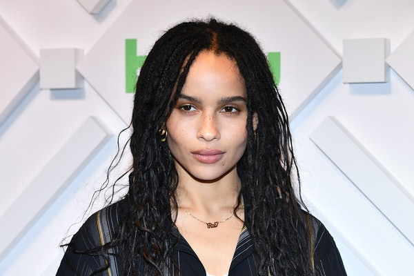 Zoë Kravitz shared a Big Little Lies reunion photo from her wedding on Instagram