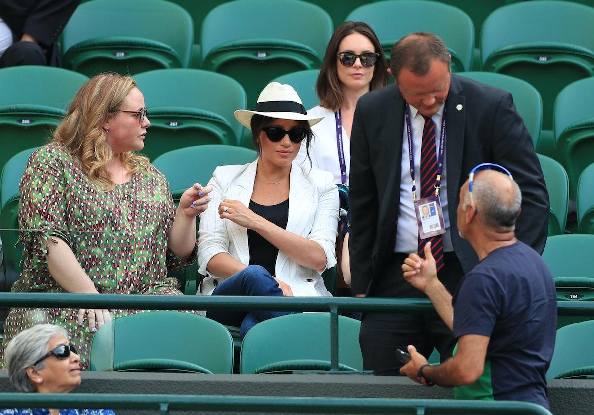 Meghan Markle Wimbledon
