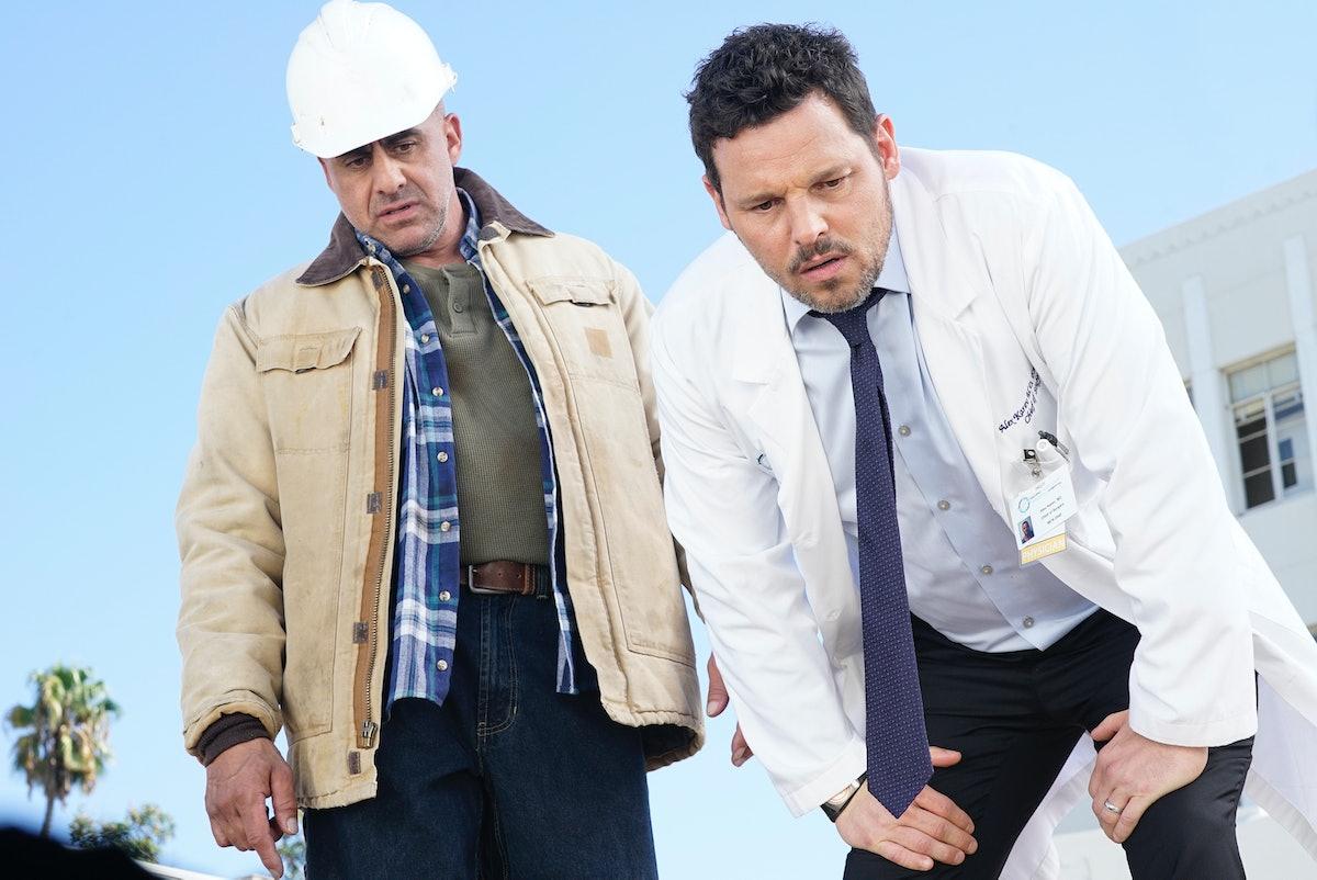 Karev in 'Grey's Anatomy'