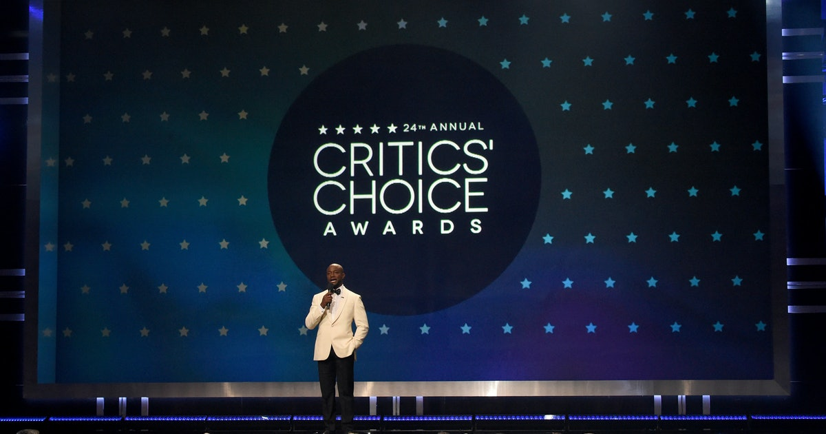 The 2020 Critics' Choice Awards Host Has Had Plenty Of 'Private Practice' Being On Stage