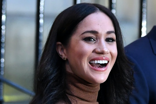 Meghan Markle has already gone back to Canada after just three days in the UK.
