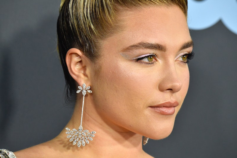 Best beauty looks at the 2020 Critics' Choice Awards includes Florence Pugh
