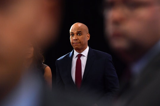 Sen. Cory Booker announced he was suspending his 2020 campaign Monday, effectively ending his bid fo...
