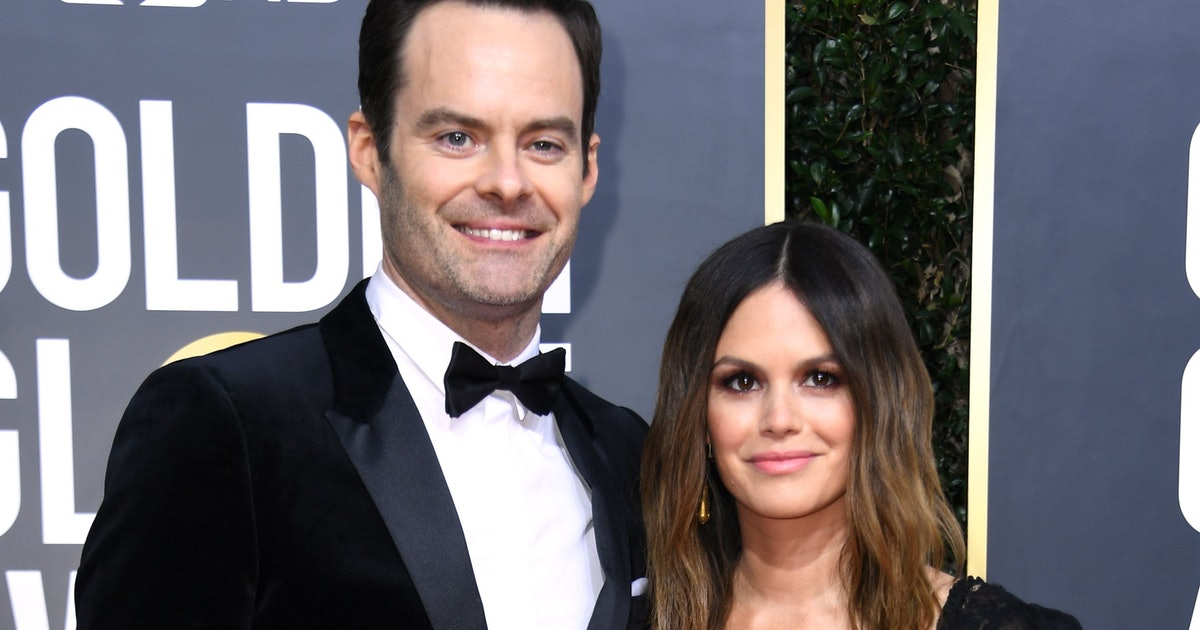 How Rachel Bilson & Bill Hader Met May Surprise You