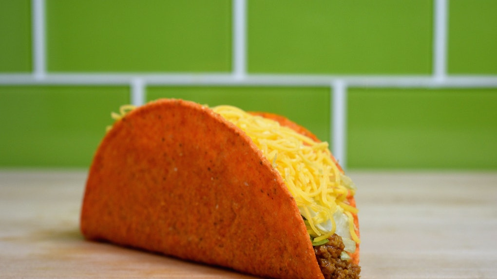 Taco Bell's new AR Instagram filter will spice up your Story.