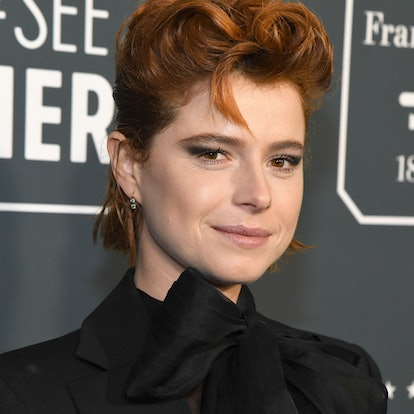 Jessie Buckley at the 2020 Critics' Choice Awards is one of the best beauty looks