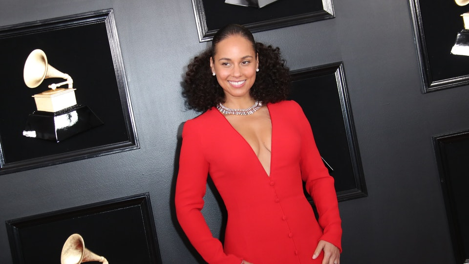 Alicia Keys will host the Grammy Awards for the second year in a row on Jan. 26, 2020.