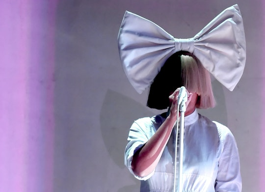 Sia recently announced she had adopted a son.