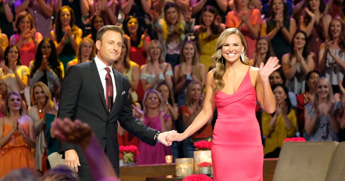 Chris Harrison Teased Hannah B. Could Be The Next Bachelorette