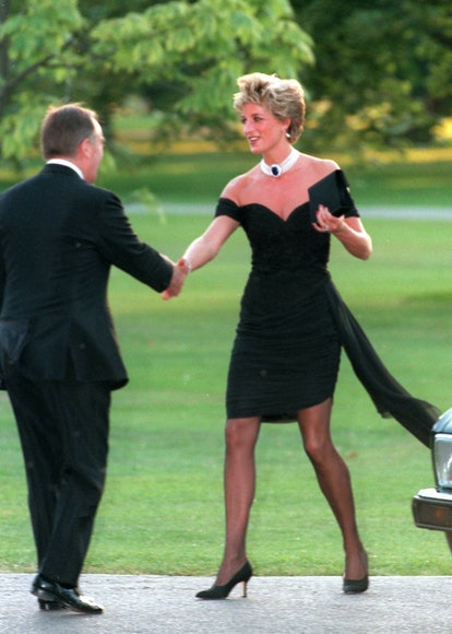 Princess Diana's revenge dress may be the most famous breakup look ever.