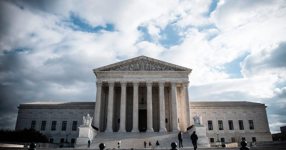 Will the Supreme Court overturn 'Roe v. Wade'?