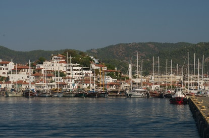 Marmaris, Turkey is a good value place for Brits to travel to in 2020