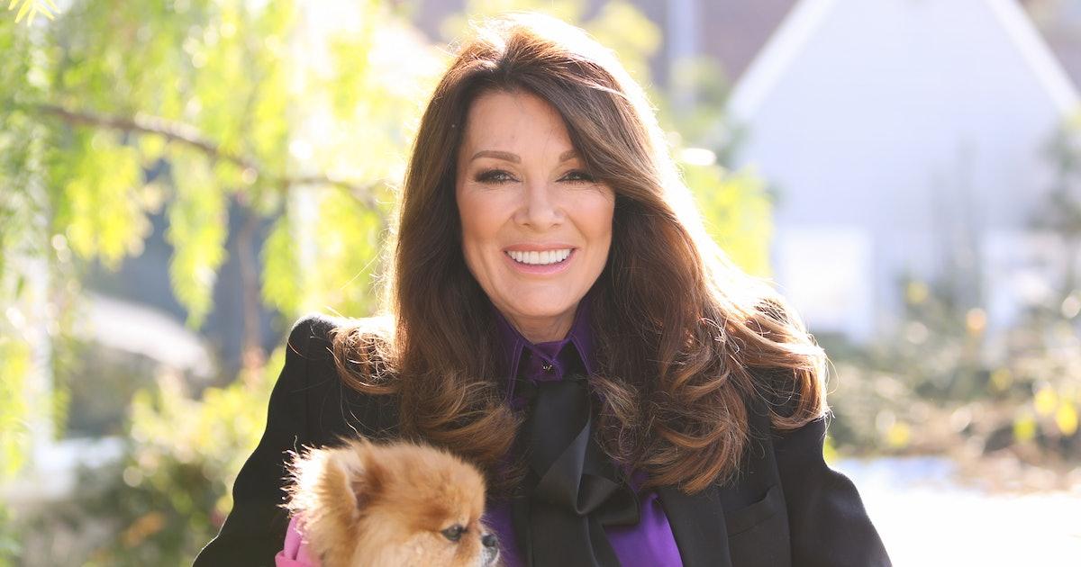 Lisa Vanderpump Isn't Ruling Out A 'Real Housewives' Return