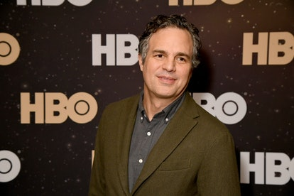 Mark Ruffalo discussed playing twin brothers in HBO's 'I Know This Much Is True' at a TCA event on J...