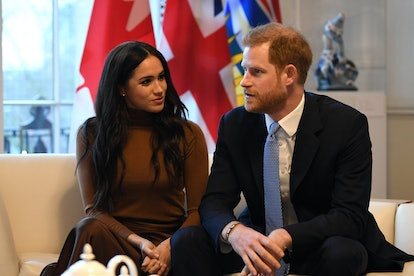 Meghan Markle is suing the Mail on Sunday for publishing a private letter sent to her father
