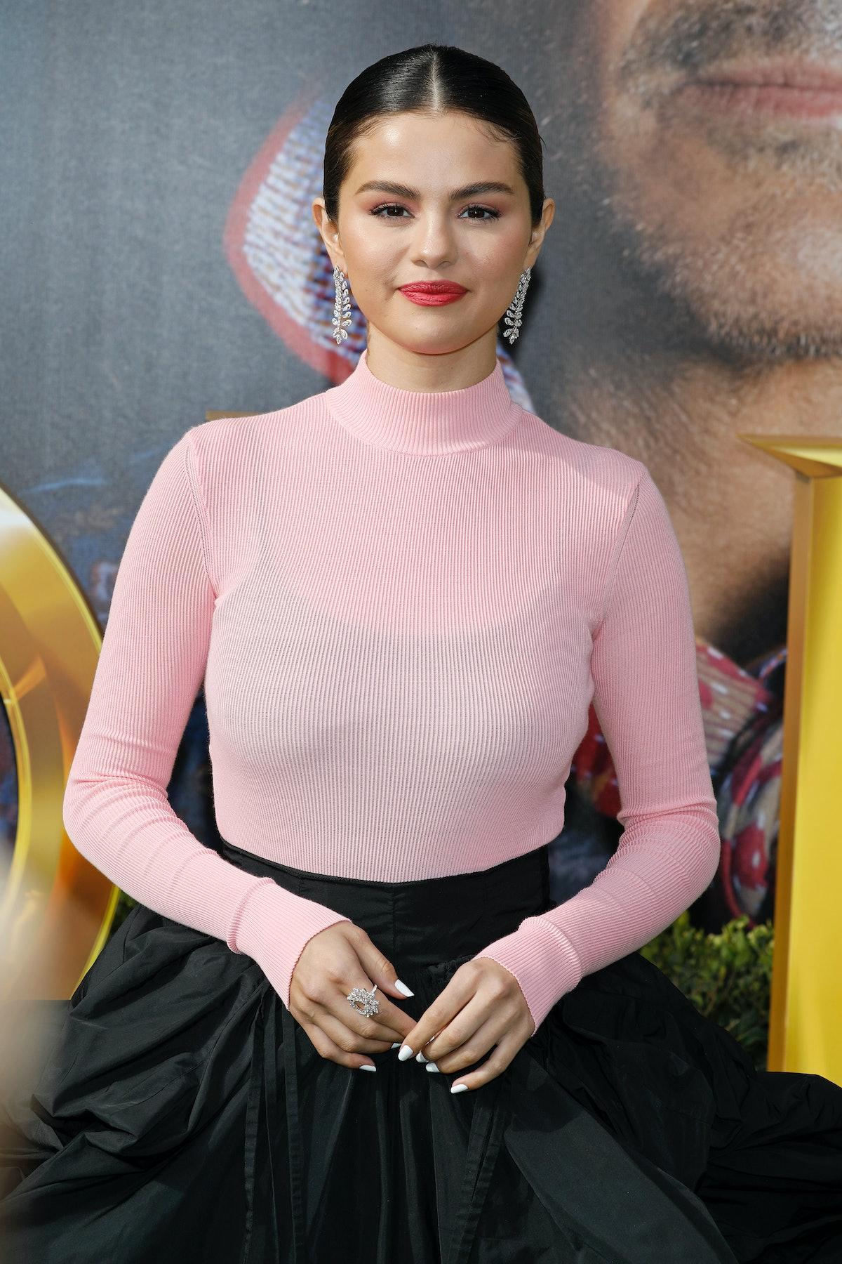 Selena Gomez hits the red carpet.