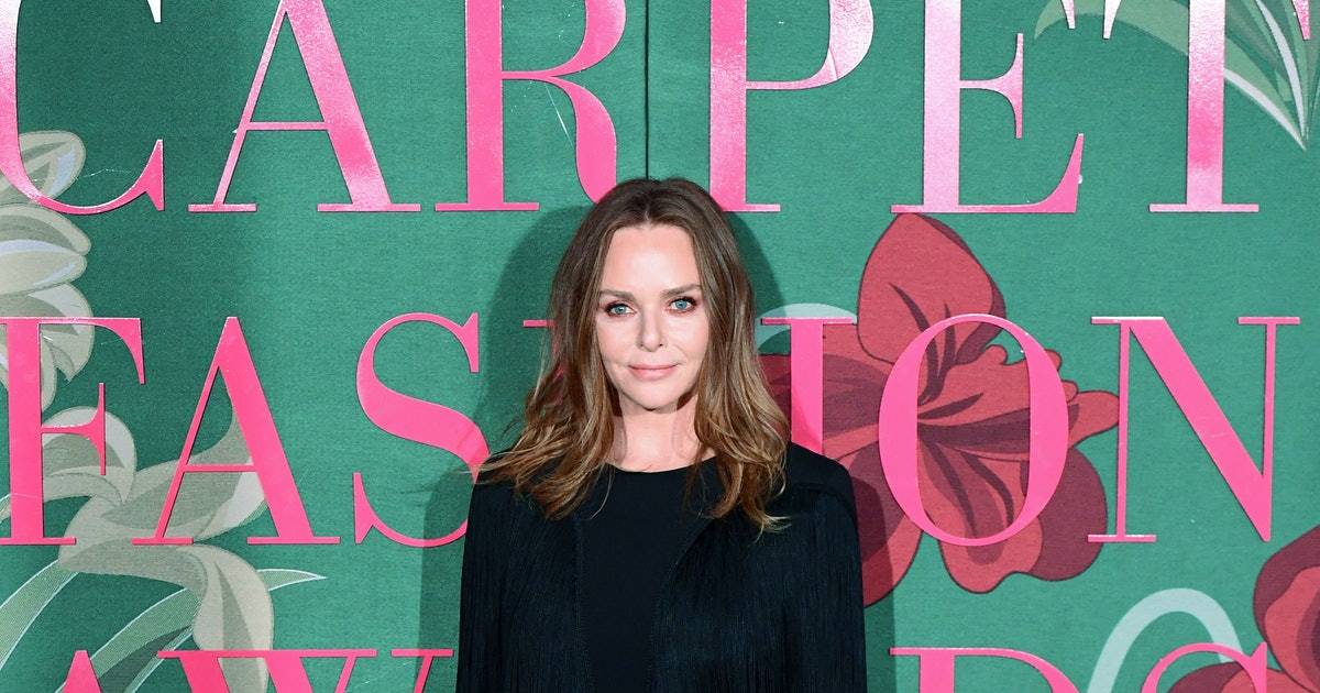 Stella McCartney Is Launching The World's First Biodegradable Stretch Denim Line