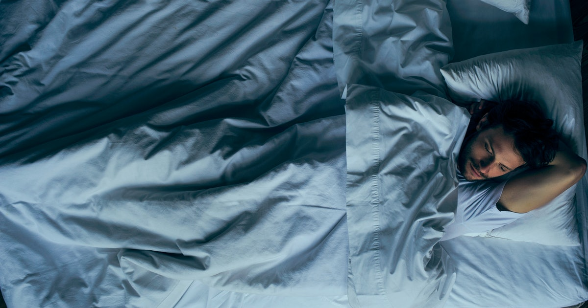 Why does my body jerk when I'm falling asleep? Sleep experts explain