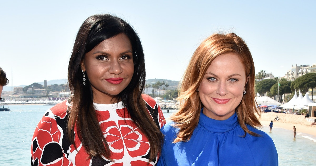 NBC's Peacock Streaming Service Will Feature Shows By Mindy Kaling & Amy Poehler