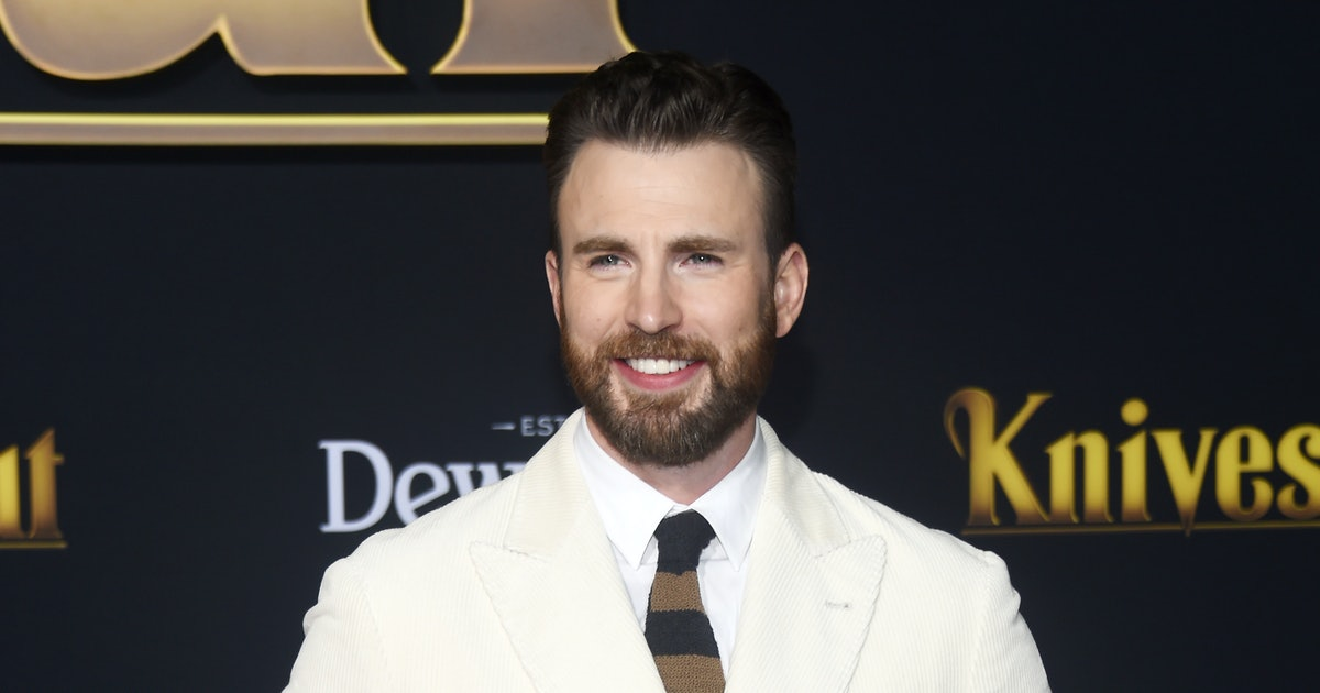 Chris Evans Is Officially Entering Politics With His New Website