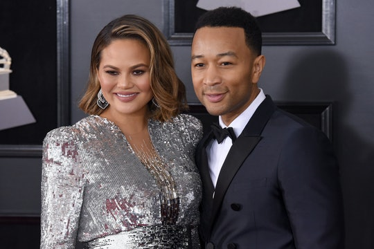 There is a chance that Chrissy Teigen could show up at the Grammy Awards in 2020, but she might also...