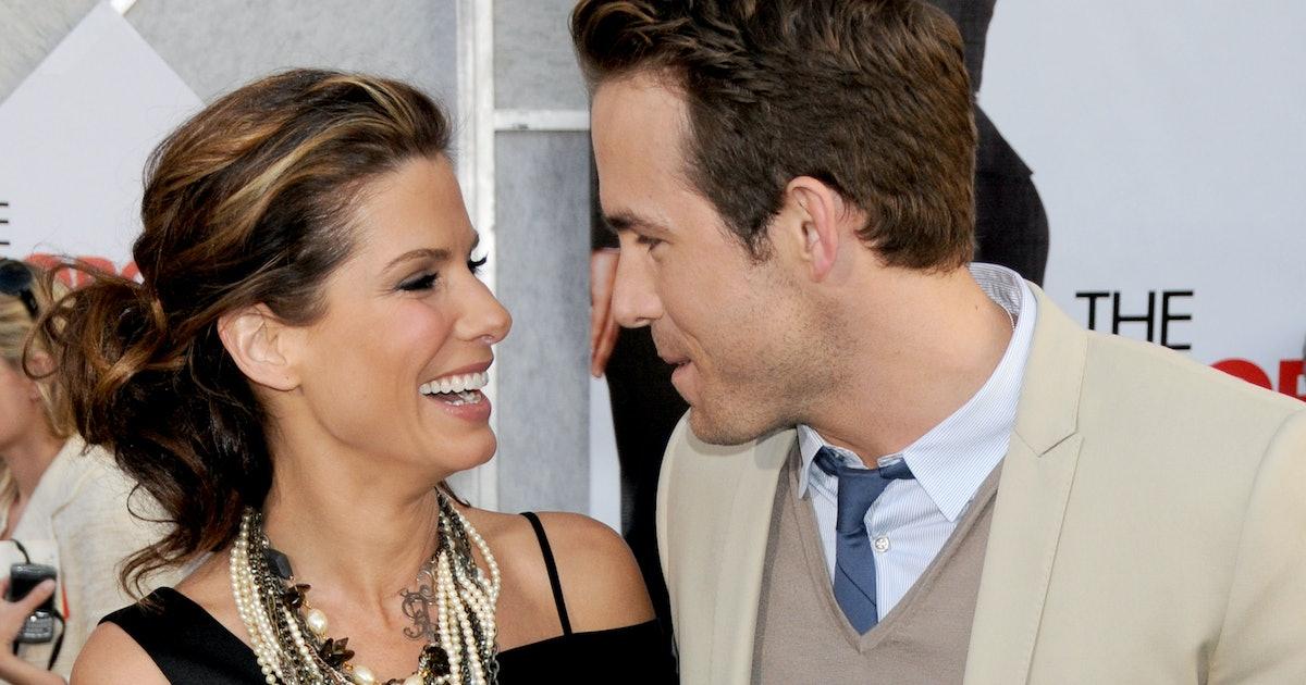 Watch Ryan Reynolds & Sandra Bullock Wish Betty White A Happy Birthday