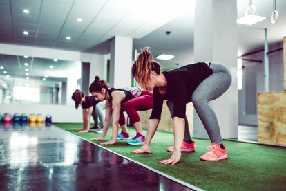 Women rarely report sexual harassment incidents to gym staff