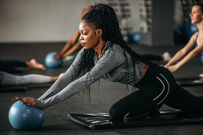 78% of women are scared of being harassed at the gym