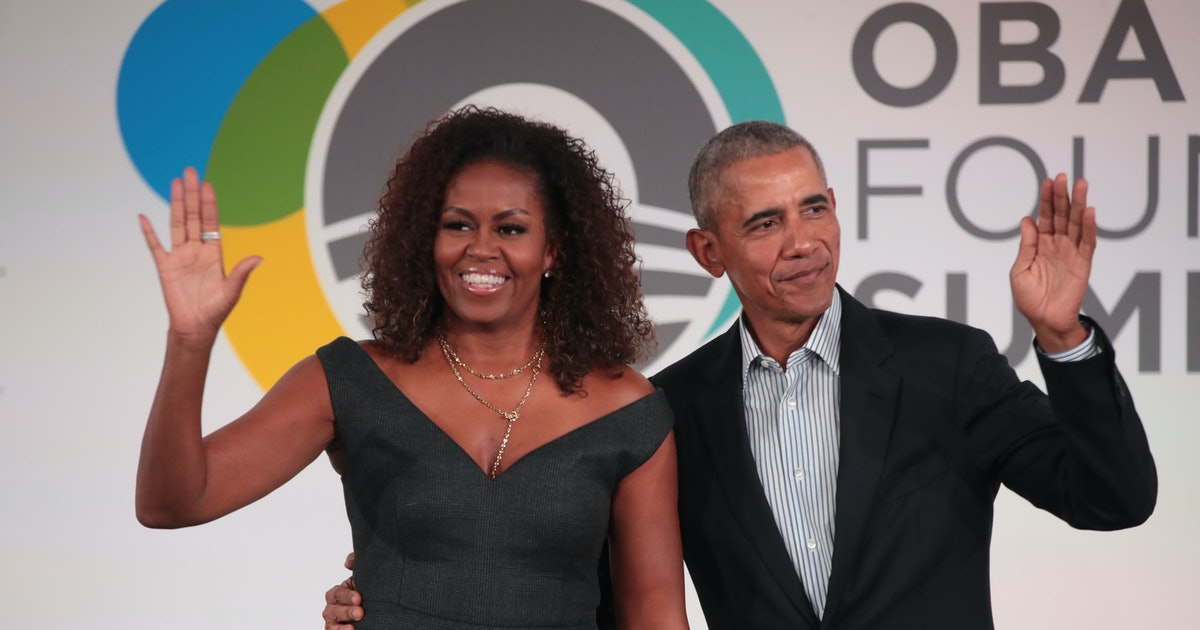 Barack Obama's 2020 Birthday Instagram To Michelle Is So Adorably Silly & I Love It