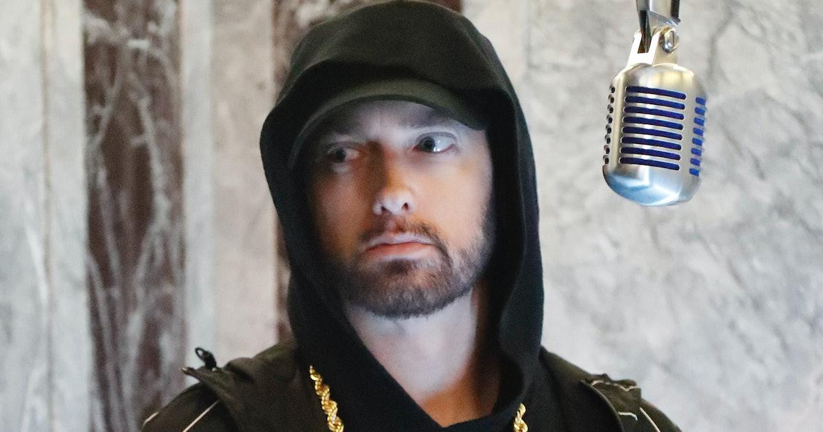 Eminem's Lyrics About Ariana Grande & The Manchester Bombing Spark Backlash