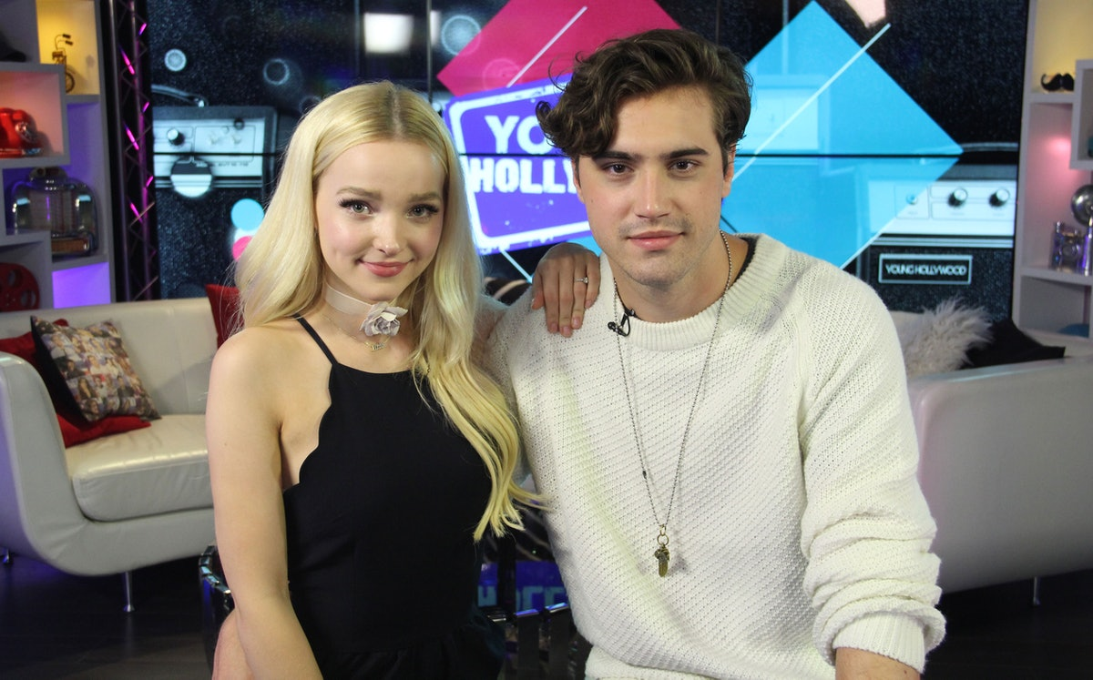 Dove Cameron was accused of cheating on Ryan McCartan