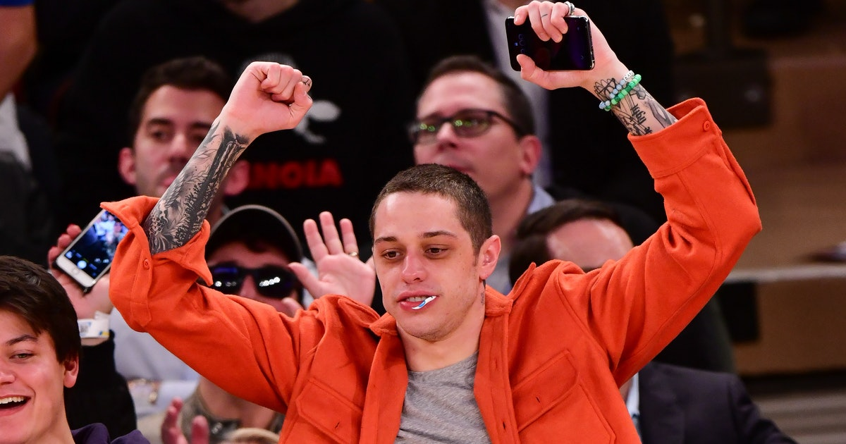 The perplexing power of Pete Davidson