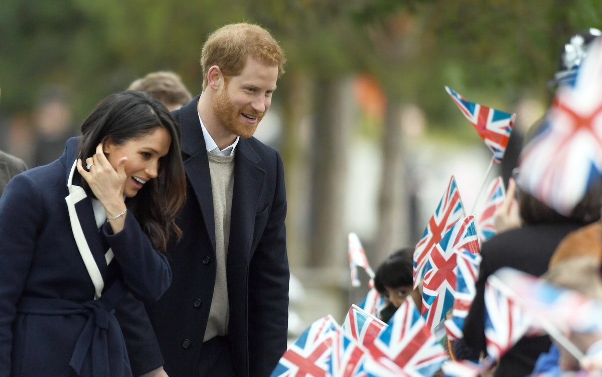 The Queen's Statement About Prince Harry & Meghan Markle Concludes The Royal Saga.